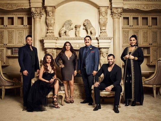 Shahs of Sunset - Season 6