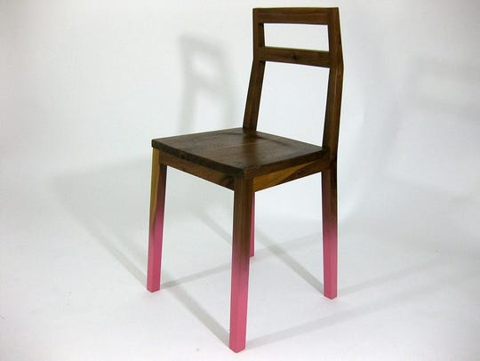 "This chair by John Rizzo is part of the ""FUNction"""