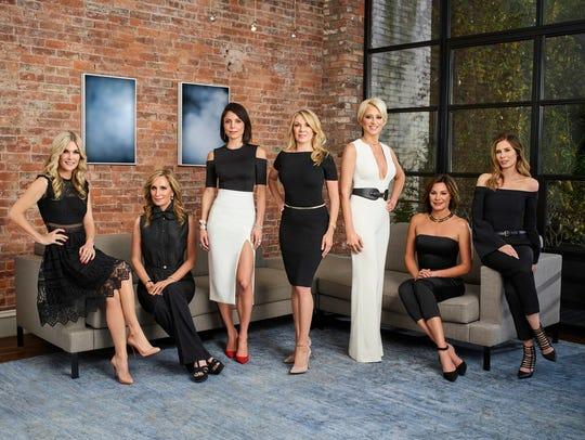 """The Real Housewives of New York City"" season nine"