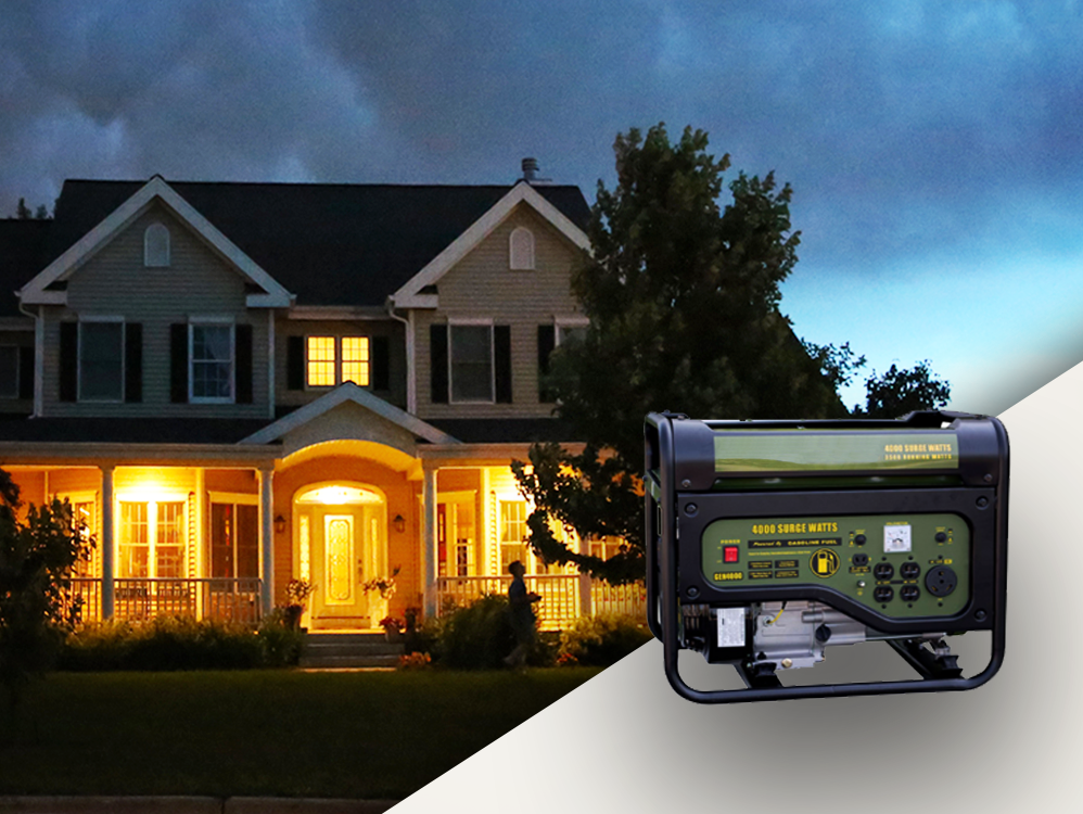 Be prepared for summer storms and heat waves. See who won a generator!