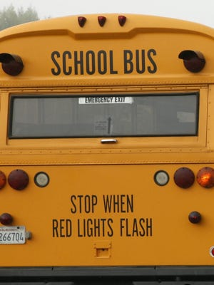 FILE: School bus in Monterey County.