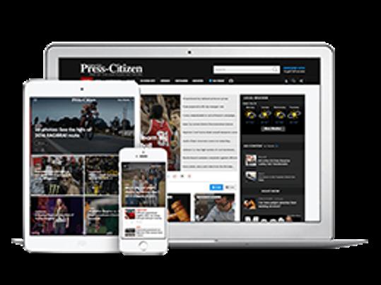 Press-Citizen app