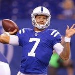 Insider: Vagabond QB Morris hopes to settle in with Colts