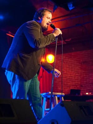 Eric Alexander Moore is part of the Standup Comedy Showcase 9 p.m. Friday, Nov. 11, at The Space Concert Club.