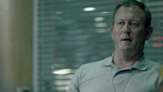 """Actor Bill Kelly appears in nine episodes of """"Bloodline"""" as Agent Clay Grunwald."""