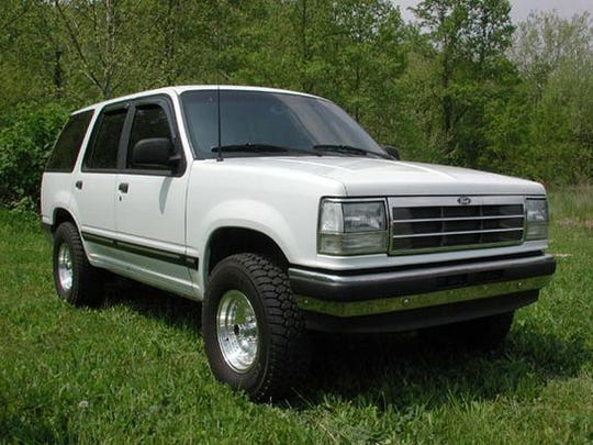 Rookie guard Hugh Thornton got his first vehicle while he was in college. It was a 1992 Ford Explorer his grandparents had given to his parents.