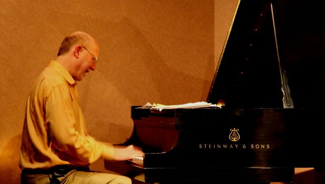 Pianist/composerMichael Jefry Stevens performs extensively in Europe, Latin America and North America.