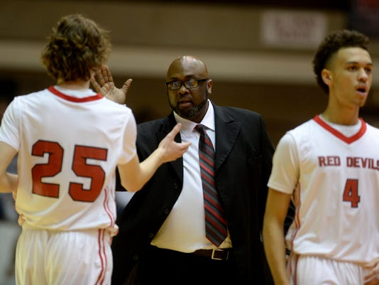 richmond high school athletic director speaks on basketball coach opening