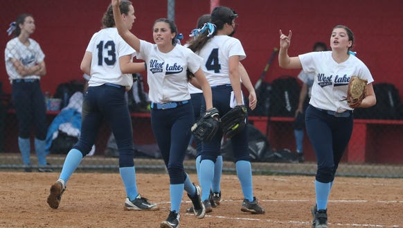 Westlake beat Rondout Valley 5-4 in 8 innings to win