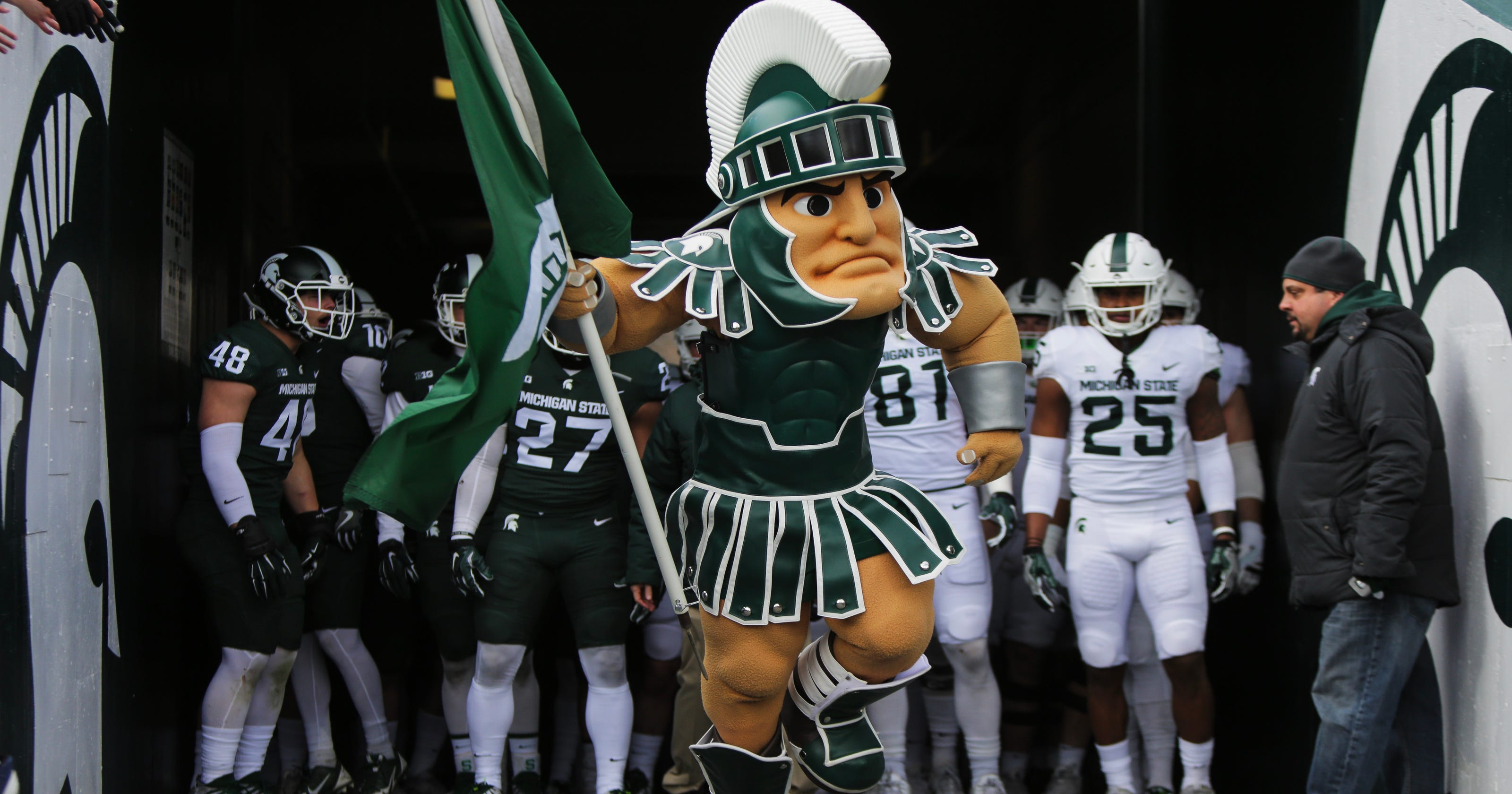 e16d1c841be The history behind Sparty, Michigan State University's mascot