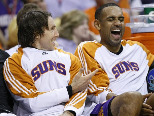 Steve Nash and Grant Hill made our list of the top