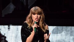 Taylor Swift gave a shout-out (and money) the the March