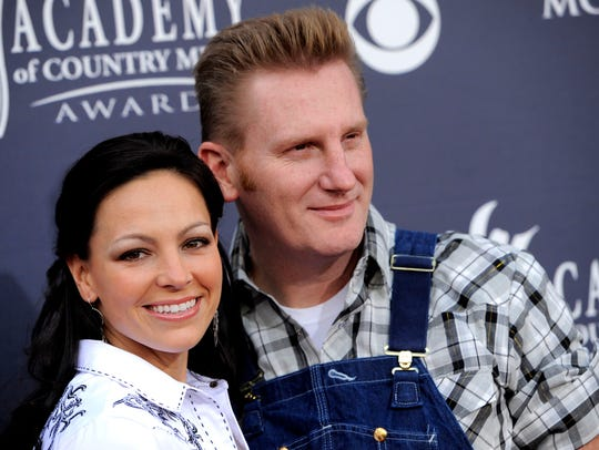 In this April 3, 2011 file photo, Joey Martin Feek,
