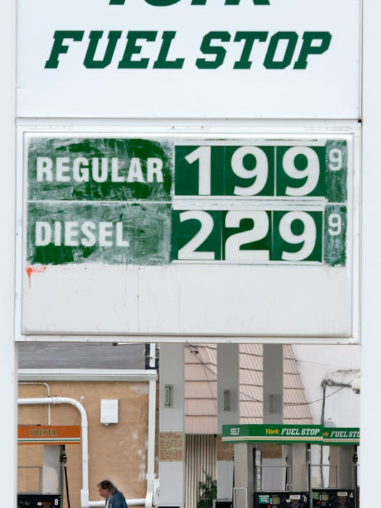 Low Gas Price