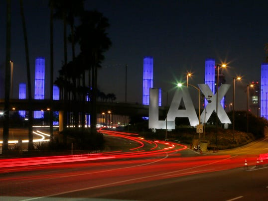 AP LAX Shooting TSA Officer