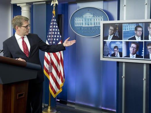 White House Press Secretary Jay Carney To Step Down