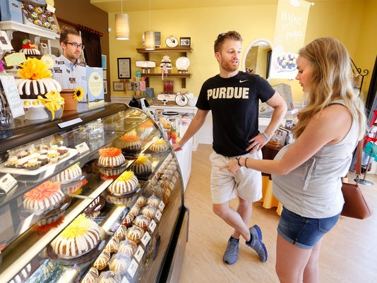 LAF Nothing Bundt Cakes opens in West Lafayette