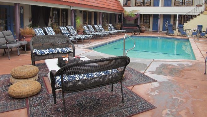 The historic El Morocco in Desert Hot Springs is one of many hotels on the upcoming Desert Hot Springs Spa Tour.