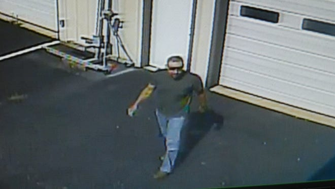 Do you know this man? If so, contact the Augusta County Sheriff's Office at 245-5333.