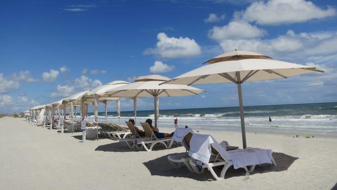Amelia Island, Florida, has 13 miles of beautiful beaches.