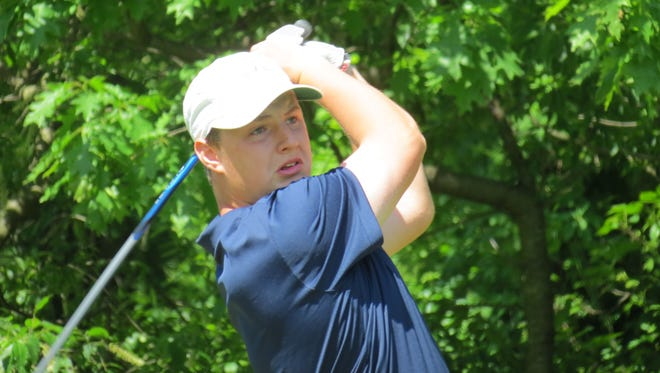 Jack Wall, a junior at Christian Brothers Academy, was chosen New Jersey Section PGA 2018 Boys Golfer of the Year.