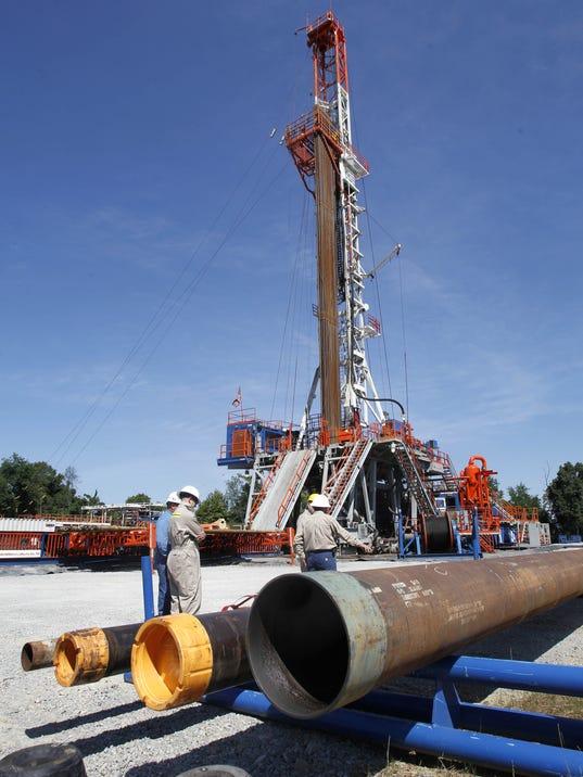 Marcellus drilling
