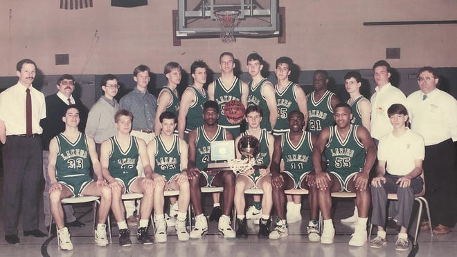 The 1990-91 Mercyhurst Prep boys basketball team won a PIAA championship, beating Wilkes-Barre GAR 58-55 in the Class 2A title game.