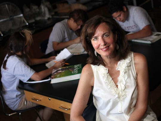 Patricia Hoben is head of schools of Carmen Schools