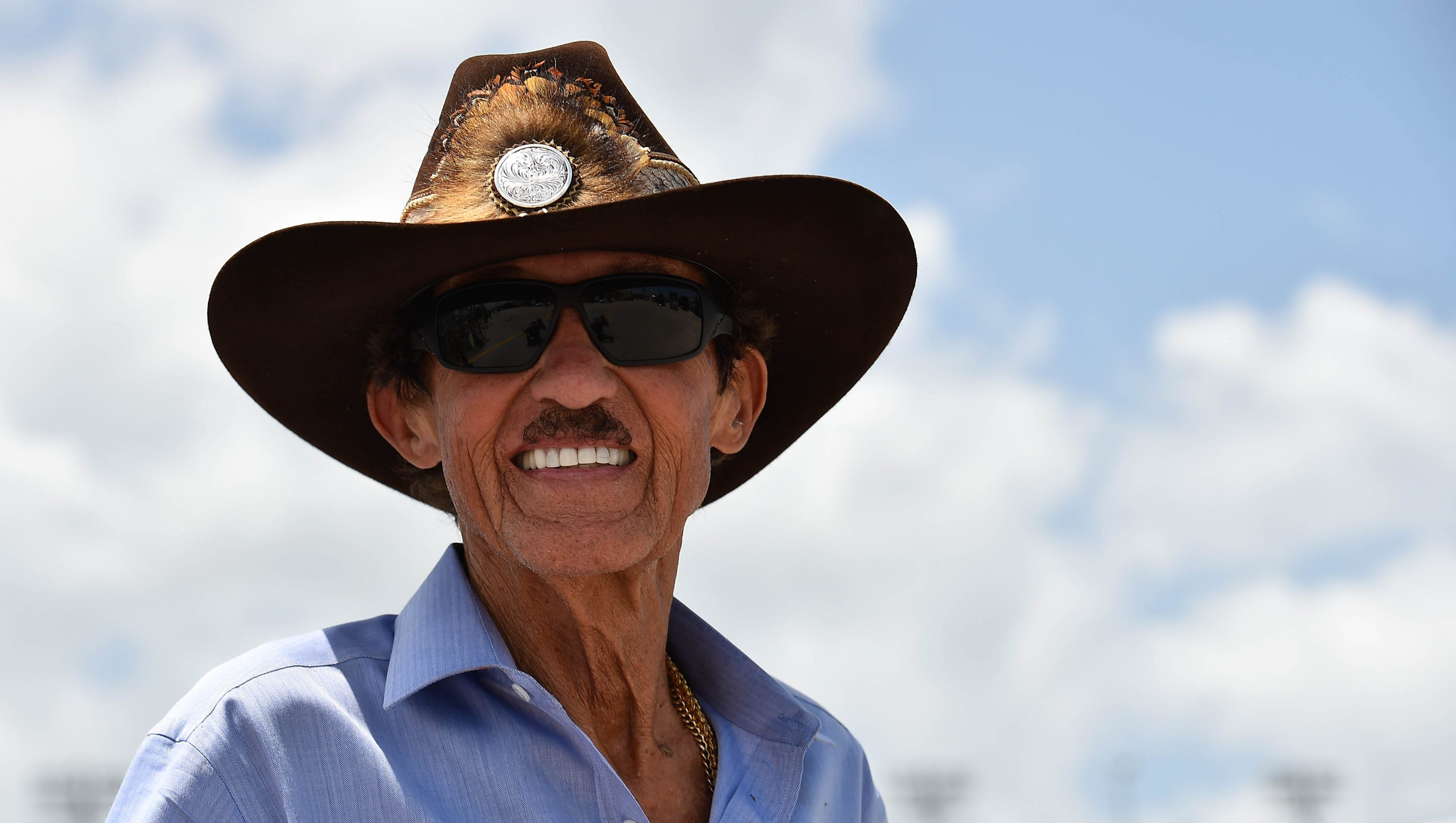 Richard Petty Motorsports >> Richard Petty receives Argetsinger Award for contributions to motorsports