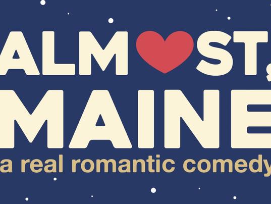 Almost Maine logo.