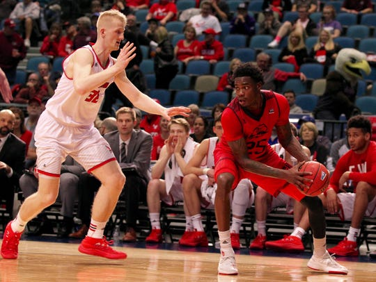 SUU lost to Eastern Washington in the Big Sky semifinals