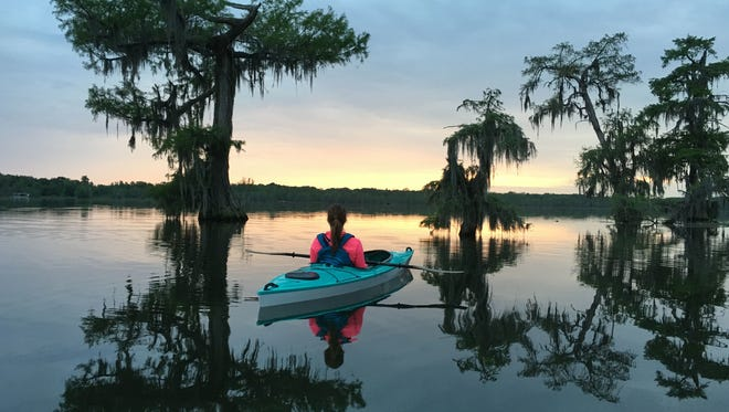 Pack and Paddle named Lafayette's Best for Boats and Jet Skis.