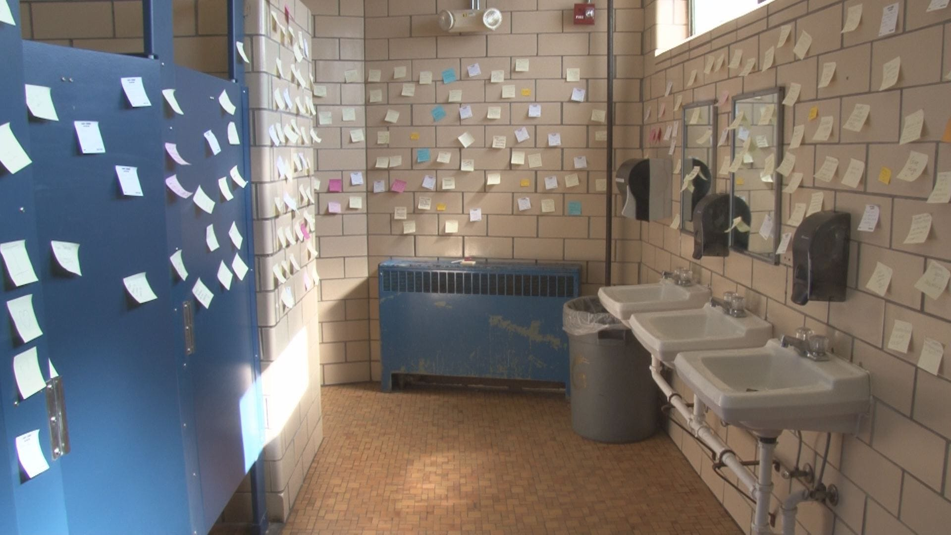 High School Bathroom high school bathroom - interior design meaning