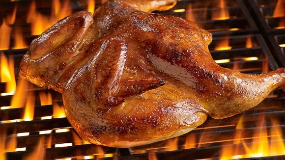 El Pollo Loco is known for its citrus-marinated, fire-grilled chicken used in Mexican entrees.