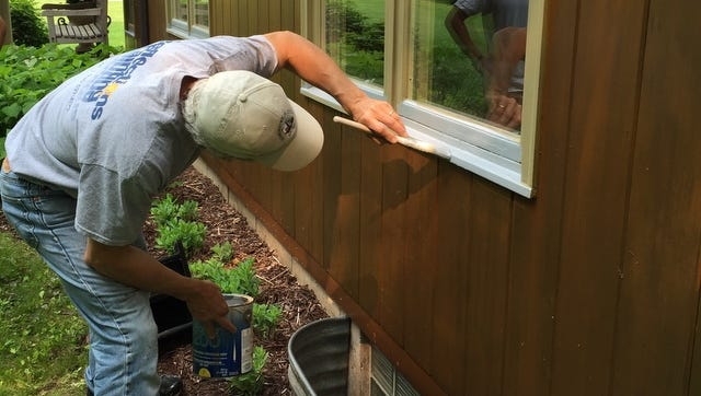 If the work needed on your home is numerous smaller items that you can perform yourself or with the assistance of a handyman or specific subcontractors, it falls in the clean-up, paint-up, fix-up category.