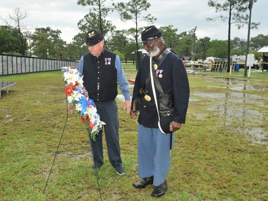 Vietnam wall ceremony cancelled due to rain