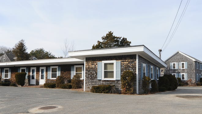 The Truro Board of Health on Tuesday denied a license for the Truro Motor Inn on Route 6 and directed that all tenants be moved out of the building.