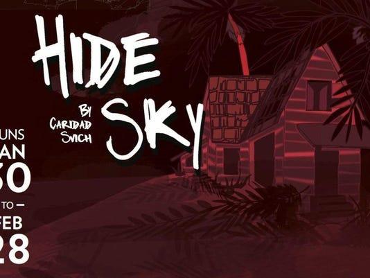 Hide-Sky-Slide