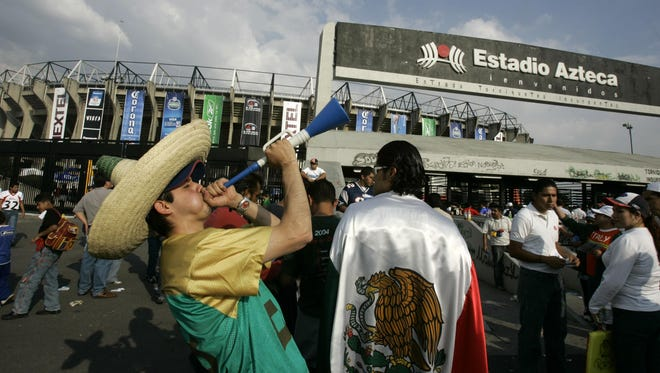 The NFL returns to Mexico City for the first time in 11 years when Oakland hosts Houston on Nov. 21, 2016, at Azteca Stadium.