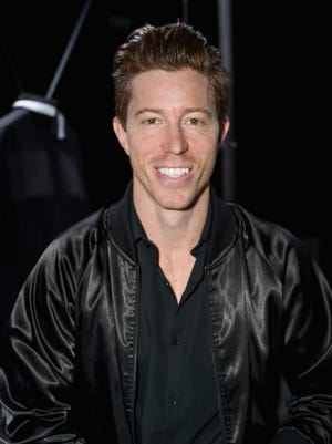 Shaun White attends Tim Coppens And Under Armour Present UAS Fall 2016 Collection during New York Fashion on Sept. 15, 2016 in New York City.