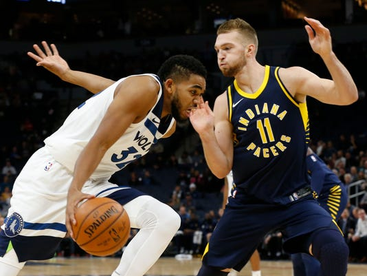 Karl-Anthony Towns, Domantas Sabonis