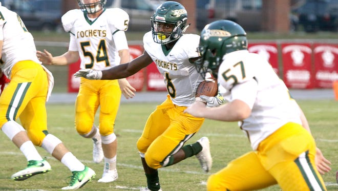 A.C. Reynolds opens the 2017 season ranked No. 4 in Class 3A.
