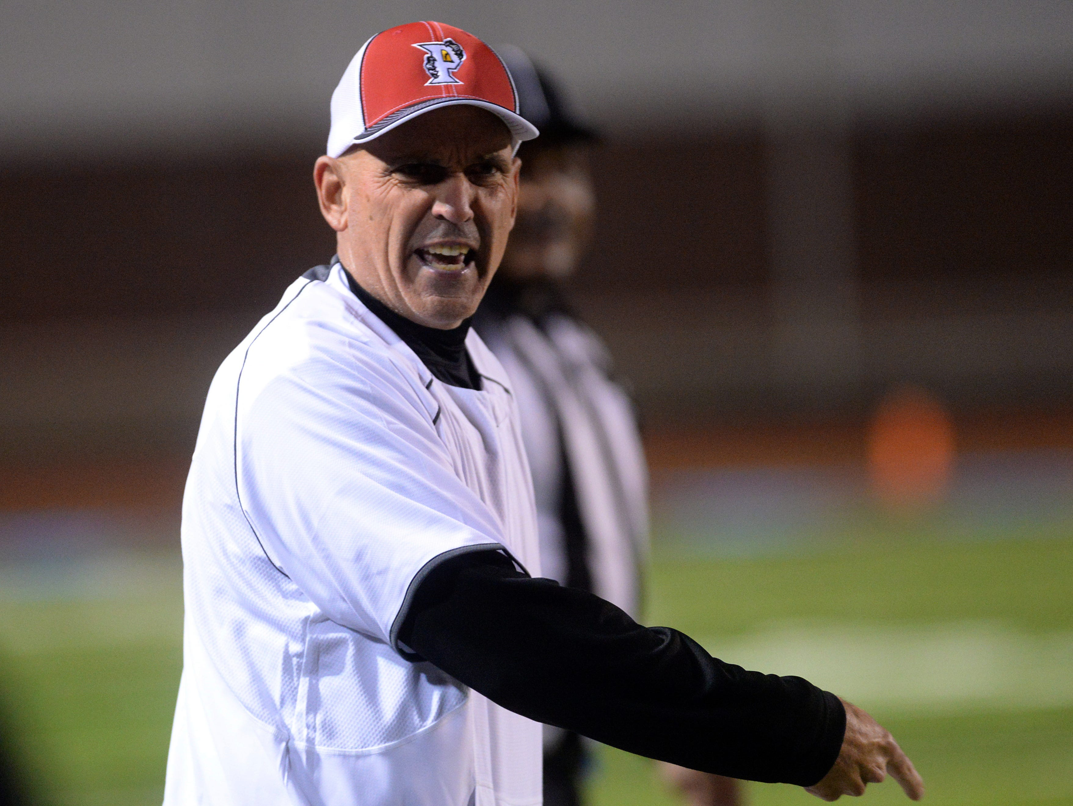 David Feaster is out as the head football coach at Parkway.