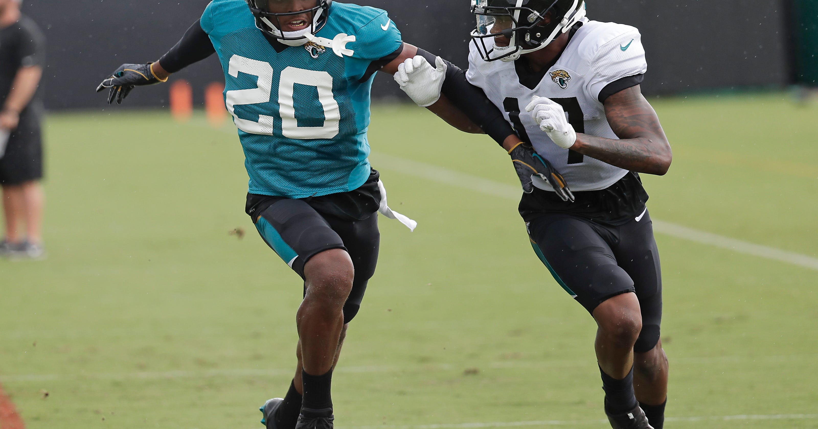 Jaguars  Jalen Ramsey reports to camp after child s birth 857576264