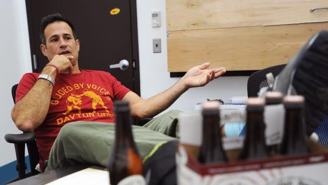 Sam Calagione, founder of Dogfish Head Craft Brewery discusses business plans.