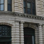 The former Poughkeepsie Trust Company building is now home to the county's district attorney and staff.