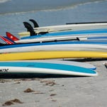 Children ages 7-8 are able to pick up paddleboarding easily.
