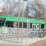 Two secure bike shelters are now open along the MAX route: one at the South Transit Center, and one at near the Civic Center parking garage in Old Town.