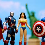 """Radical Rankings: A Pop Culture Happy Hour, launches on Thursday, Sept. 17 with 'Top 10 Superheroes"""" at Crescent Ballroom."""