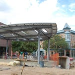 Old Town Square renovation
